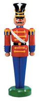 "75"" Giant Toy Soldier"