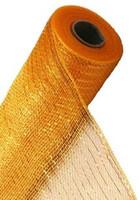 Gold Mesh Ribbon Spool