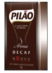 Pilao Decaf Brazilian Coffee 8.8oz