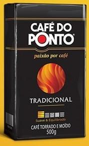 Box of Do Ponto Traditional (20 x 17.6oz) Brazilian Coffee