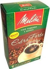 Brazilian Coffee Melitta Extra Strong 17.6oz