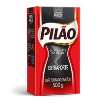 Pilao EXTRA STRONG Brazilian Coffee 17.6oz