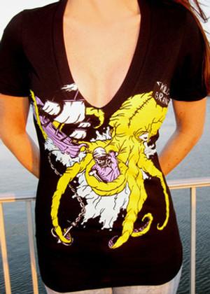 Kill Brand Kill of the Caribbean Deep-V T-Shirt