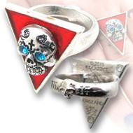Alchemy Banderas De Los Muertos Ring