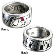 Alchemy Love Hate Ring