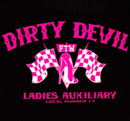 Dirty Devil Ladies Auxiliary T-Shirt