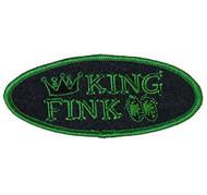 Kreepsville King Fink Patch
