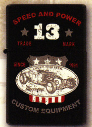 Lucky 13 Custom Equipment Lighter