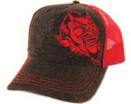Lucky 13 Devil Head Hat