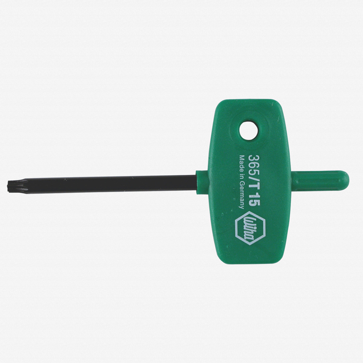 Wiha 36525 T10 x 40mm Torx Wing Handle - KC Tool