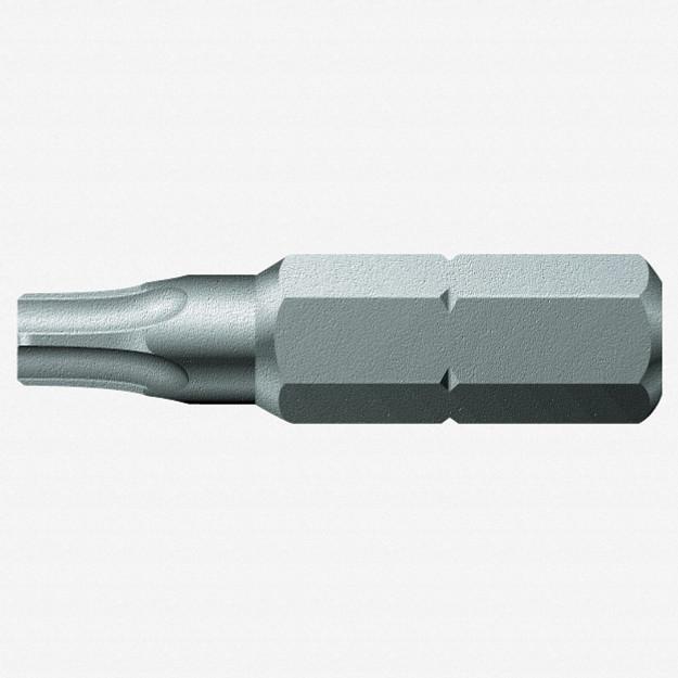 Wera 066606 #30 x 25mm Security Five Lobe Bit, Pentalobe