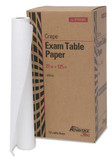 Exam Table Paper - White, Crepe