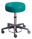 Brewer Millennium Series Surgeon Foot Operated Stool