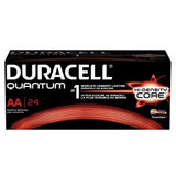 Duracell® Quantum® Alkaline Batteries With Duralock Power Preserve™ Technology