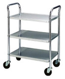 Graham Field Grafco® Stainless Steel Utility Cart