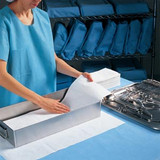 Halyard Tray Liners/Towels