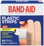 J&J Band- Aid® Plastic Adhesive Bandages