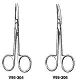 Mid- Grade Iris Scissors