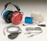Welch Allyn Am 232™ Manual Audiometer & Accessories