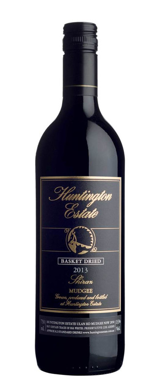 Huntington Estate Basket Dried Shiraz
