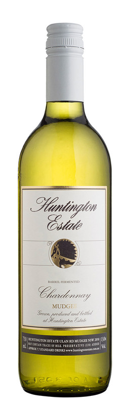 Huntington Estate Barrel Fermented Chardonnay
