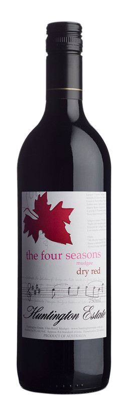 Huntington Estate The Four Seasons Dry Red
