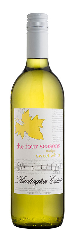 Huntington Estate The Four Seasons Sweet White