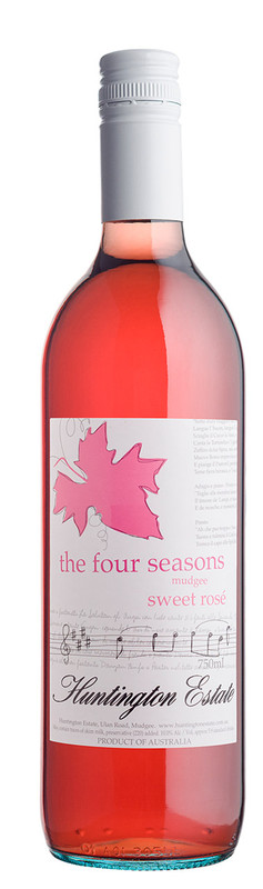 The Four Seasons Sweet Rosé