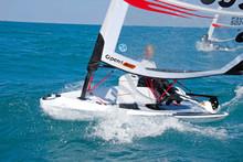O'PEN BIC Youth Sailing Dinghy