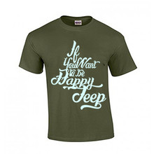 If you want to be happy- Unisex Shirt