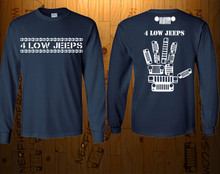 4 Low Long Sleeve Shirt