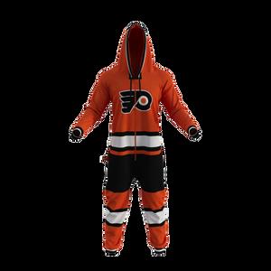 Philadelphia Flyers NHL Onesie