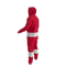 Detroit Red Wings NHL Onesie Pajama - 110 degree angle rear view