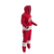 Detroit Red Wings NHL Onesie Pajama - 280 degree angle side view