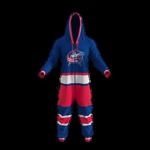 Columbus Blue Jackets NHL Onesie