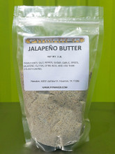 5.) - Jalapeno Butter