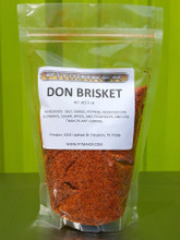 9a.) - Don Brisket Rub