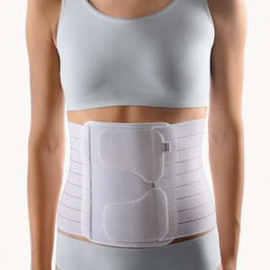 Bort Tall Post Surgical Abdominal Thoracic Binder Abdominal Support Belt