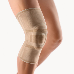 Knee Support w/ Silicone Pad