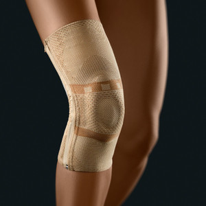 Knee Support for Arthritis w/Zipper