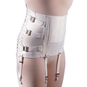 WOMEN'S LUMBOSACRAL SUPPORT 3-PULL SIDE LACE