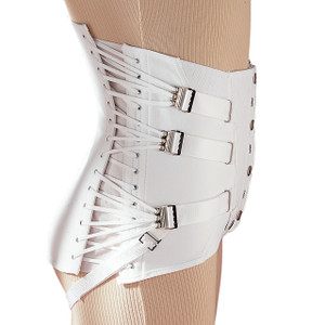 Men's Lumbrosacral Support 3-Pull Side Lace