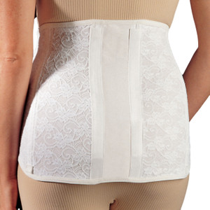 WOMEN'S LUMBOSACRAL SUPPORT ELASTIC WRAPAROUND