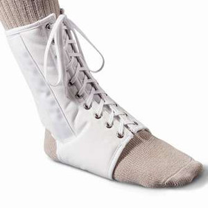 Canvas Ankle Brace