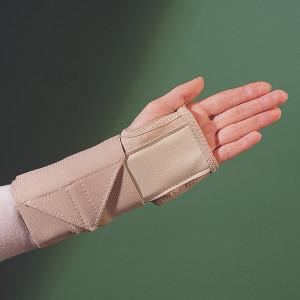 Elastic Ambidextrous Cock-up Wrist Splint