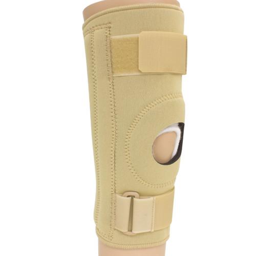 Open Patella Plus Size Knee Support Brace