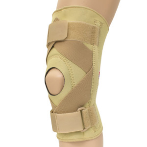 Neoprene Crisscross Knee Stabilizer