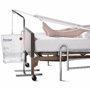 Floor Traction Stand Set (Pelvic)