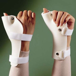 Thermo Cast Thumb Abduction Splint - Right Hand