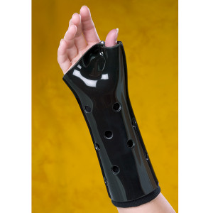 Thermo Cast Wrist Hand Thumb Splint - Left Hand